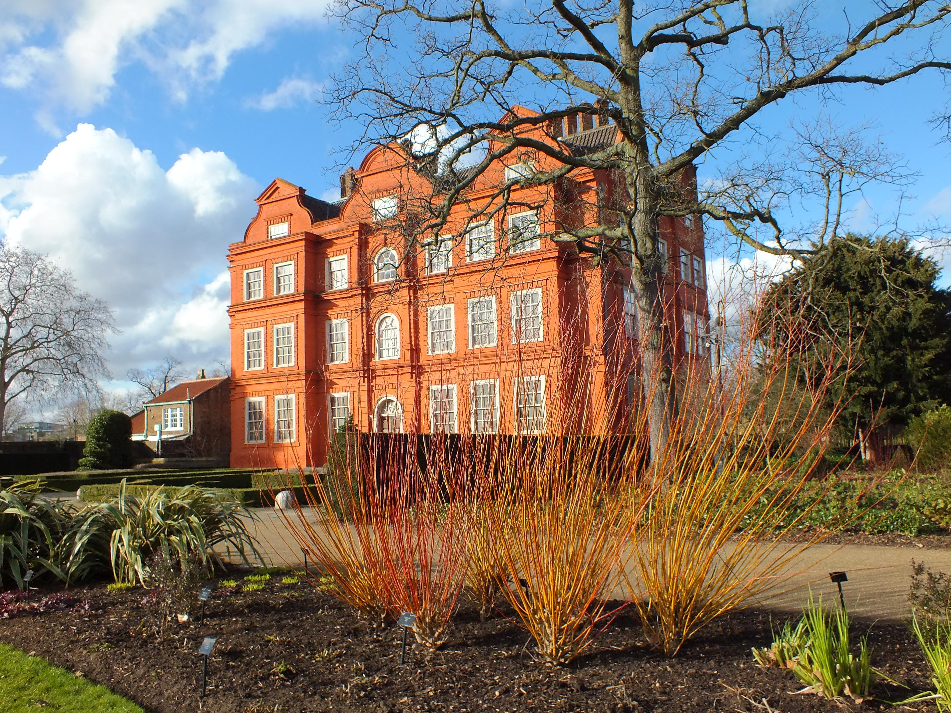 Kew Palace and the Queen\'s Garden | The Teddington Gardener