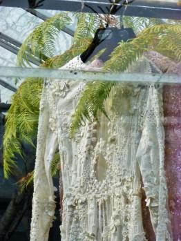 Harper's Bazaar Fashion Shoot at Petersham Nurseries