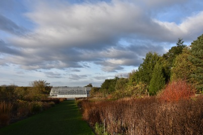 The Glasshouse at RHS Wisley