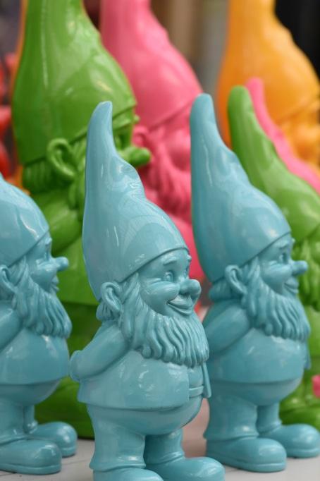 ... gnomes